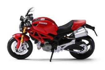 Mô Hình Xe Mô Tô 1 /12 Ducati Monster 696