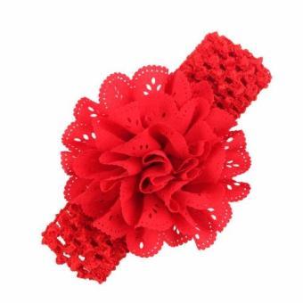 Băng đô handmade Ant Home 02 cho bé yêu (Đỏ)