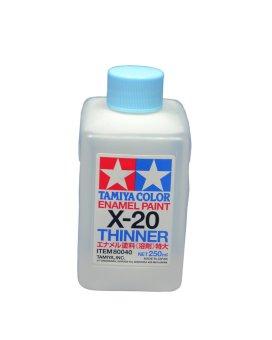 Dung Môi pha sơn chuyên dụng Tamiya Thinner Enamel Paint X20 - Dụng cụ