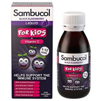 Vitamin tăng sức đề kháng Sambucol 120ml