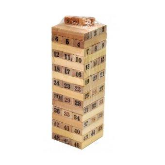 Bộ đồ chơi rút gỗ Family Plaza