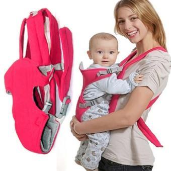 Địu trẻ em 4 tư thế Baby Care