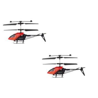 Bộ 2 máy bay điều khiển từ xa No.901 (Đỏ)