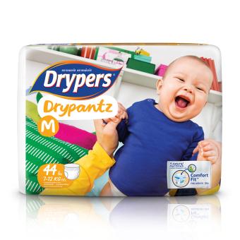 Tã quần Drypers Drypantz M 44