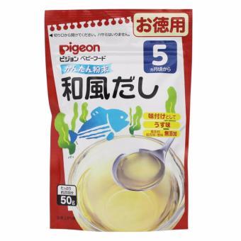 Bột dashi pigeon vị cá bào