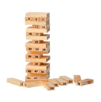 Trò chơi rút gỗ 54 thanh USA Store USA0001