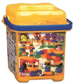 Bộ đồ chơi ghép hình Oxford xây dựng