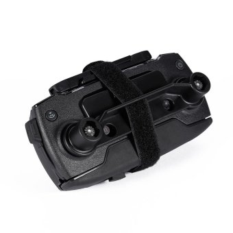 Screen Cover Transport Clip Controller Protector Fasten Strap For DJI MAVIC PRO Black - intl