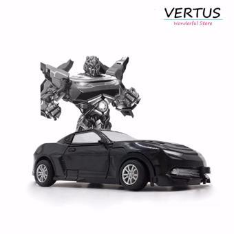 Siêu Xe Biến Hình Thành Robot VERTUS (Nhiều màu)