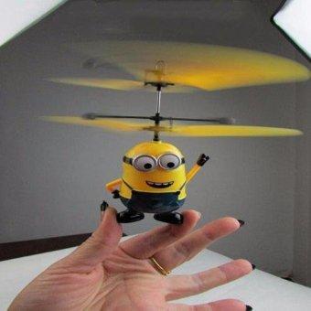 Máy bay trực thăng cảm ứng Minion