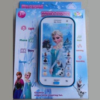 Điện thoại iphone 7 đồ chơi cảm ứng cho bé học tập