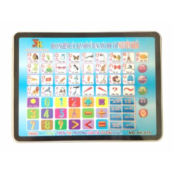 Máy tính bảng thông minh cho bé Nguyên Khải NO.YK-015