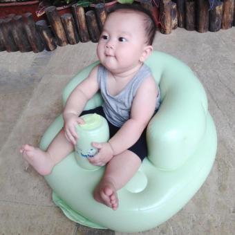 Ghế hơi cho bé tập ngồi cho bé