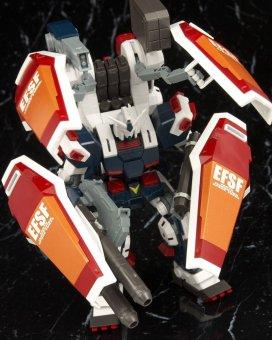 Mô Hình Lắp Ráp BANDAI High Grade GUNDAM THUNDERBOLT FA-78 Full Armor Gundam