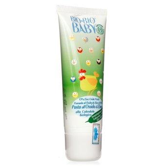 Kem chống hăm Organic Bio Bio Baby 255-75 (Trắng xanh)