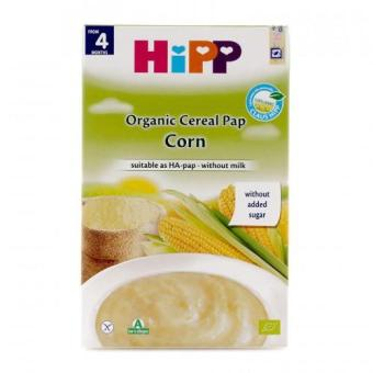 Bộ 2 Bột ăn dặm ngũ cốc bắp non HiPP (200g)