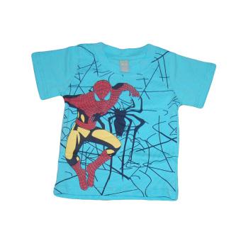 Bộ quần áo bé trai Shopconcuame (Xanh)