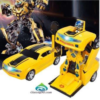 Ô tô đồ chơi biến hình thành ROBOT 206368