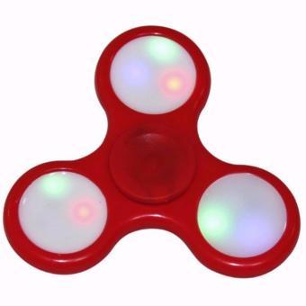 Con quay giảm stress Fidget Spinner có đèn LED