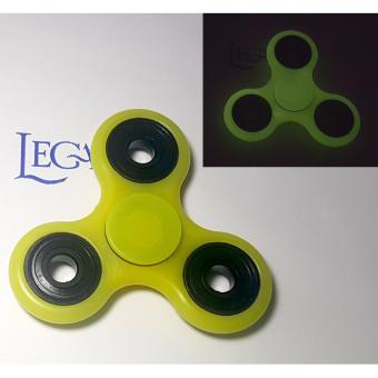 Con Xoay Tròn Hand Fidget Spinner 3 cạnh DẠ QUANG 60-120 giây Legaxi HSI3
