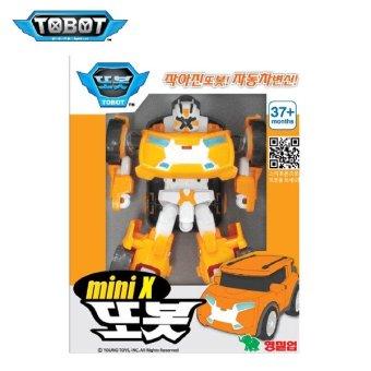 Đồ chơi mô hình lắp ráp MINI TOBOT X 8801198052947