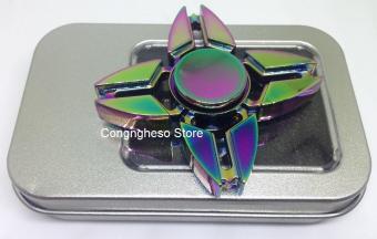 Con quay Spinner 4 cánh sakura cao cấp (Titanium)