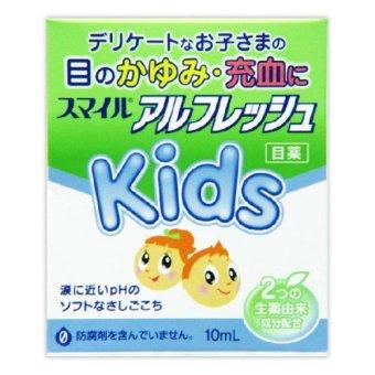 Thuốc nhỏ mắt Lion Japan Kids 10ml 05154