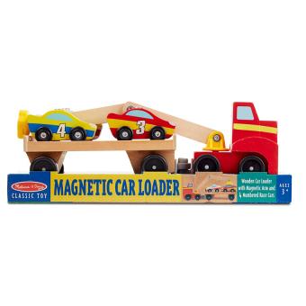 Xe chuyên chở ô tô Melissa & Doug MB9390