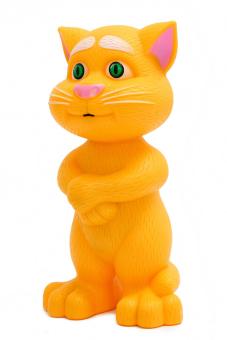 Mèo Tom thông minh Talking Tom CM173 (Cam)