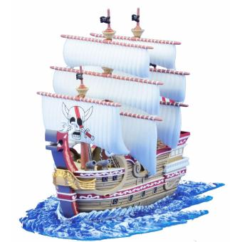 Mô hình lắp ráp Model Kits One Piece Red Force Ship