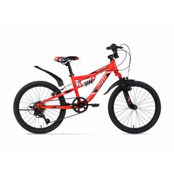 Xe đạp trẻ em Jett Cycles Spitfire (Đỏ)