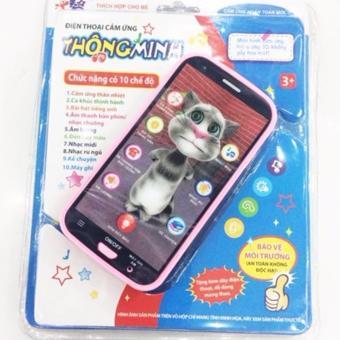Điện thoại MEO TOM cảm ứng cho bé học tập