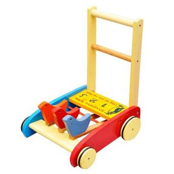 Đồ chơi tập đi bằng gỗ cho bé