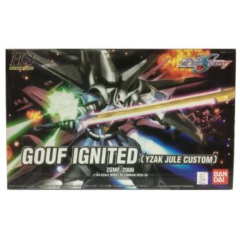 Bộ lắp ráp Gundam 50 Gouf Ignited(HGGS) - Bandai 0150664