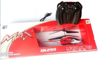Máy bay điều khiển từ xa helicopter HK 299 MAX