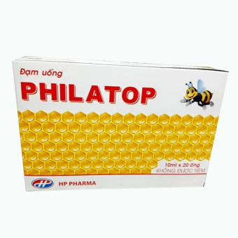 Philatop Con Ong Hộp 20 Ống 10ml