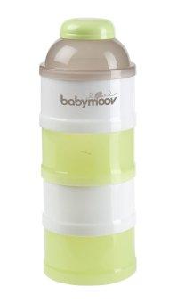 Hộp chia sữa 4 tầng Babymoov BM00923 (xanh)