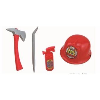 Bộ đồ chơi mô phỏng lính cứu hỏa dành cho trẻ em -AL