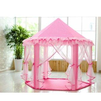 Lều Màn Hoàng Tử Công chúa cao cấp cho bé  dễ dùng