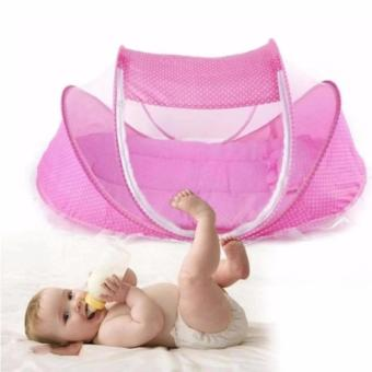 Màn (mùng) Chống Muỗi Cho Bé Happy Baby