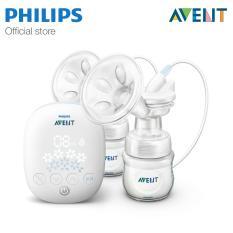 Máy hút sữa bằng điện đôi Philips Avent