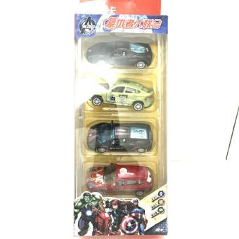 Mô hình xe Bộ 4 xe The Avengers 7733 - 8631338 , OE680TBAA1VZAYVNAMZ-3197730 , 224_OE680TBAA1VZAYVNAMZ-3197730 , 170000 , Mo-hinh-xe-Bo-4-xe-The-Avengers-7733-224_OE680TBAA1VZAYVNAMZ-3197730 , lazada.vn , Mô hình xe Bộ 4 xe The Avengers 7733