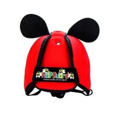 Giá bán Mũ bảo vệ đầu cho bé Helpguard (Đỏ)