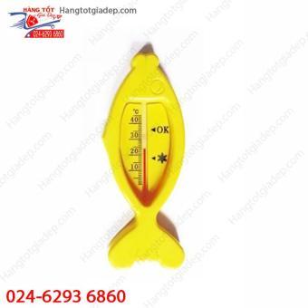 Nhiệt kế đo nước tắm hình cá ngộ nghĩnh an toàn cho bé yêu (Màuvàng) - 8647300 , OE680TBAA5NOK2VNAMZ-10374073 , 224_OE680TBAA5NOK2VNAMZ-10374073 , 59000 , Nhiet-ke-do-nuoc-tam-hinh-ca-ngo-nghinh-an-toan-cho-be-yeu-Mauvang-224_OE680TBAA5NOK2VNAMZ-10374073 , lazada.vn , Nhiệt kế đo nước tắm hình cá ngộ nghĩnh an toàn cho