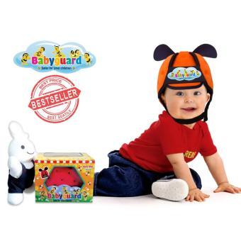 Nón thời trang bảo vệ bé hàng hiệu Babyguard - 2