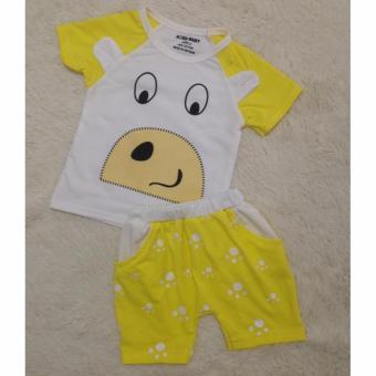 Quần áo trẻ em CityKids BTE027 (Màu xám) - 5