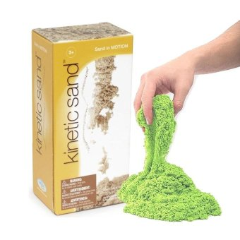 RHS Kinetic Sand Kids Children Toys 1kg (Green) - intl - 8641545 , OE680TBAA49UFHVNAMZ-7786168 , 224_OE680TBAA49UFHVNAMZ-7786168 , 750000 , RHS-Kinetic-Sand-Kids-Children-Toys-1kg-Green-intl-224_OE680TBAA49UFHVNAMZ-7786168 , lazada.vn , RHS Kinetic Sand Kids Children Toys 1kg (Green) - intl