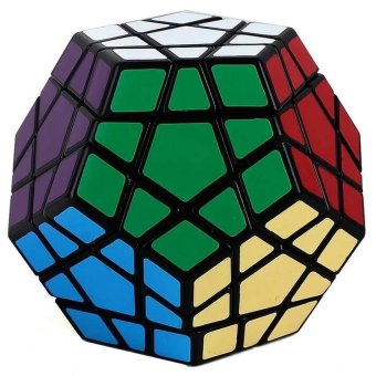 RHS Professional Speed Rubik Cube Smooth Puzzle Megamix - intl