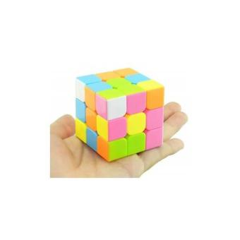 Rubik 3X3 Nhựa Nguyên Khối