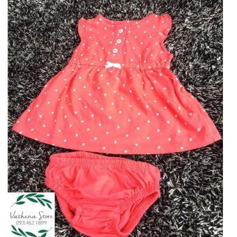 Set váy bé gái hàng xuất khẩu